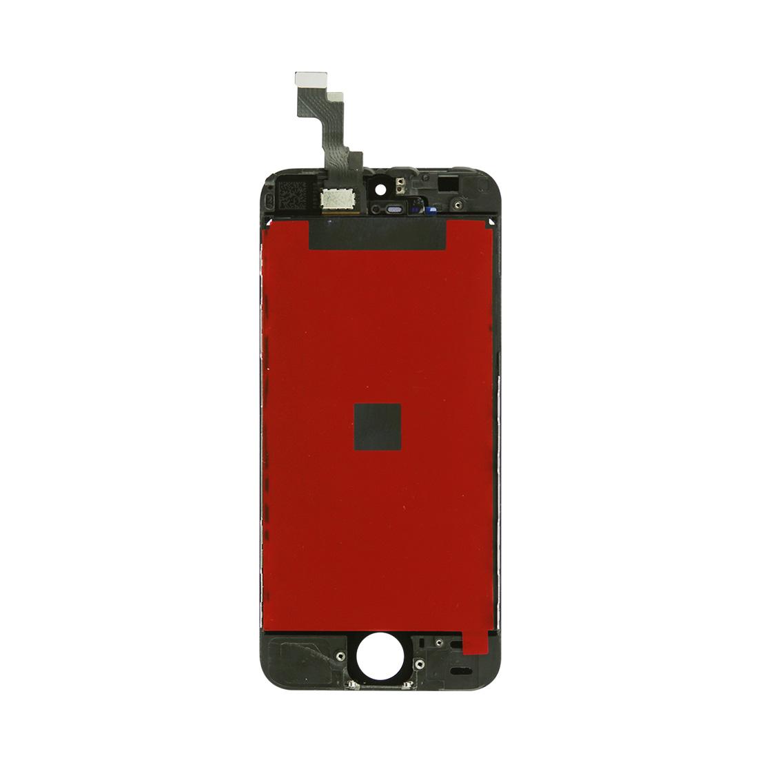 iPhone 5S/SE LCD Assembly - Black (Aftermarket) - MK Mobile